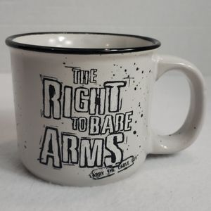 Larry the Cable Guy Kitchen - Larry the Cable Guy The Tight to Bare Arms Mug